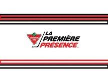 La première présence: programme d'initiation au hockey