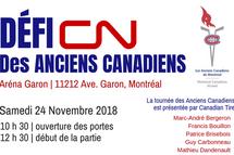 Défi CN des anciens CANADIENS