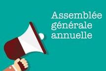Assemblée Générale Annuelle (AGA) de l'AHMSJ
