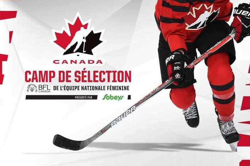 Six Québécoises invitées au camp de sélection de l'équipe nationale féminine