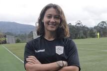 Liz Brown reste en première Division au Portugal
