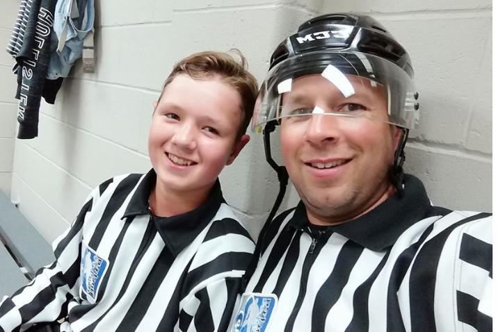 Changement à la Présidence Hockey Mineur de Victoriaville