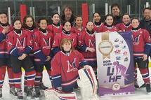 Les Canadiennes PeeWee A championnes de la saison 2019-2020!