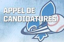Appel de candidatures pour les équipes du Québec