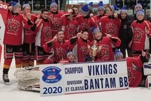Vikings Bantam BB