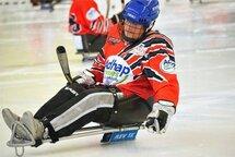 Vous pouvez enfin faire l'essai du parahockey