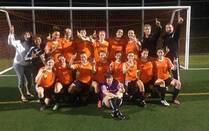 U18F-AA ARS Concordia League Champions