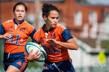 AL Rugby féminin - Crédit photo - James Hajjar