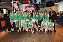 Championnes U18FAA 2018-2019 / GPK