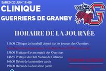 Clinique des Guerriers de Granby