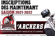 INSCRIPTIONS 2021-22