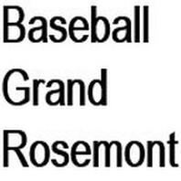 Baseball Grand Rosemont