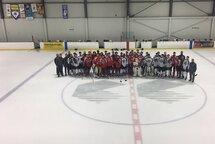 Le développement à l'avant-plan au camp des Équipes Québec M15