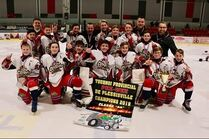 Coyotes Mauricie-Ouest Pee Wee AA