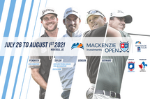 Le Blainvillier to Host the 2021 Mackenzie Investments Open