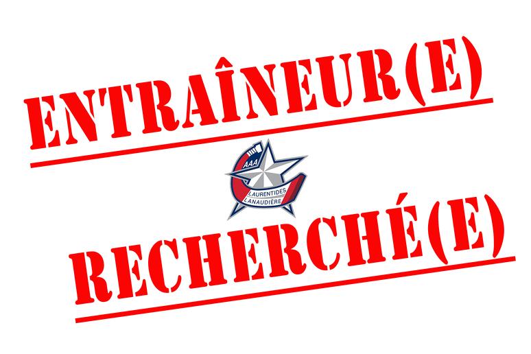 Candidatures recherchées : Entraîneur(e)s 2021-2022