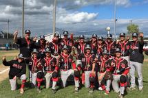 La Mauricie s'impose au championnat provincial Bantam AA
