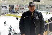 Pierre Montreuil, président Hockey Outaouais