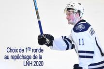 Félicitations à Alexis Lafrenière