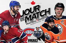 Jour de match | Le premier de deux matchs contre le monstre à deux têtes des Oilers