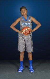 #14 Shayann Laguerre