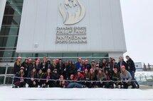 Deux Québécoises à l'IIHF Global Girls' Game de Hockey Canada