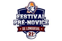 ENCORE QUELQUES PLACES POUR NOTRE FESTIVAL PRÉ-NOVICE!