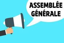Assemblée générale annuelle prise 2