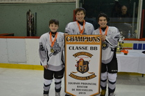 2 - Champions BB - Olympiques de Hull