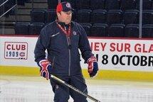 Dany Brunet à la barre de l'équipe: les Patriotes frappent un grand coup en hockey féminin!