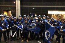 Bon Jeux du Québec à notre équipe