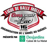 Ligue de balle molle Coors Light
