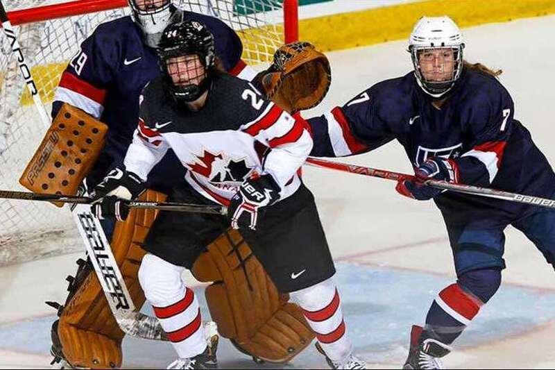 L'équipe nationale féminine de développement et l'équipe nationale féminine des moins de 18 ans affronteront les États-Unis