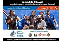 Grande journée de formation des entraîneurs de Montréal