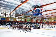 La Ligue de hockey midget AAA du Québec n'a eu d'autre choix que de mettre fin à cette saison alors que les quarts de finale étaient en cours. (Photo : Vincent Lévesque-Rousseau, collaboration spéciale)