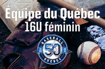 L'équipe du Québec 16U féminin est formée!