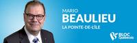 Mario Beaulieu/Bloc Québécois