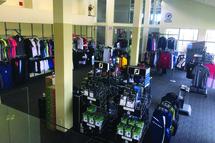 La boutique du Club de golf Montcalm