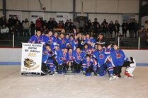 CHAMPION A 2011 CANADIENS CJL DE MONTREAL