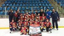 Atome A2 champions tournoi Montréal-Nord