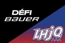 La LHJAAAQ ouvrira sa saison 2020-2021 avec le « Défi Bauer »