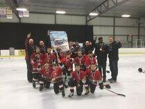 Novice C Voltigeurs Champions Régionaux