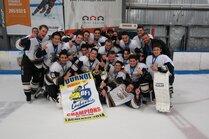 Champions Jr A Couguars de St-Hilaire