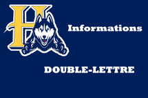 Informations Double-Lettre