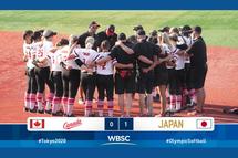 Jour 4 - Le softball aux Jeux Olympiques de Tokyo