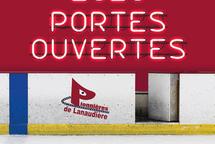 JOURNÉE PORTES OUVERTES - HOCKEY FÉMININ 28 AOÛT 2021
