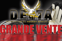 Grande vente Delta Hockey