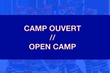 Camp ouvert 2021 des Rangers