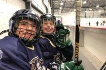 Un nouvel événement de hockey adapté à Sainte-Julie