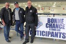 Claude, Raymond et Gilles Boulet